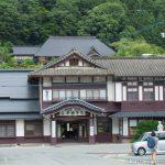 山寺ホテル(現在は資料館)