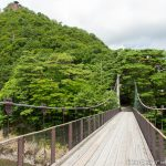 鷹ノ巣つり橋