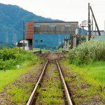 米坂線 越後下関駅